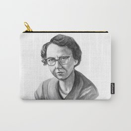 Flannery O'Connor Carry-All Pouch