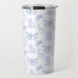Bug Toile Travel Mug