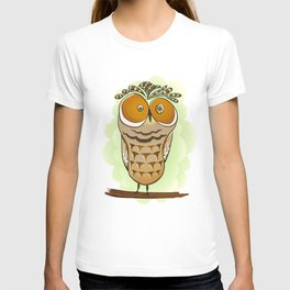 Crazy Owl T-shirt