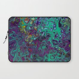 Time Past Laptop Sleeve