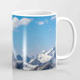 Dreamy Mountain Tops Coffee Mug