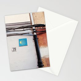 The Way through Navarra Stationery Cards