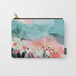 spring landscape Carry-All Pouch