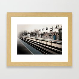 road to perdition Framed Art Print