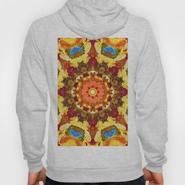 Mandala of the sun Hoody