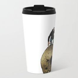Leroy And The Giant's Giant Skull Travel Mug