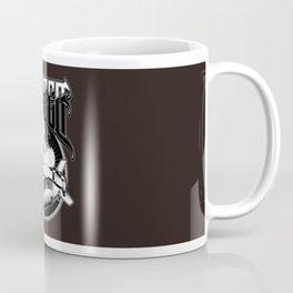 Bomber Pin-Up Girl Coffee Mug