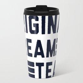 USA WORLD'S ORIGINAL DREAM TEAM 1776 T-SHIRT Travel Mug