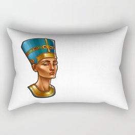 Nefertiti's Quest : Nefertiti Rectangular Pillow