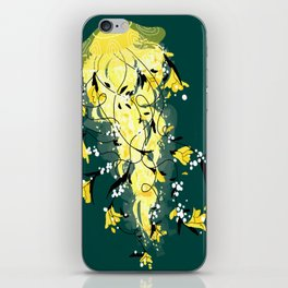 Lemonjelli iPhone Skin