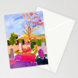 Karl Isakson Graveyard Stationery Cards