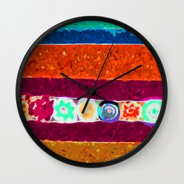The Divisions  Wall Clock