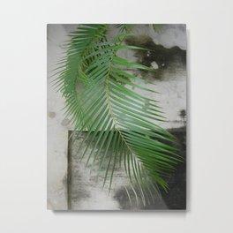 Backdrop Metal Print