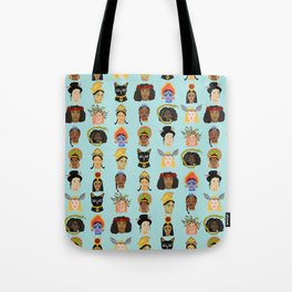 Goddesses Around the World Tote Bag