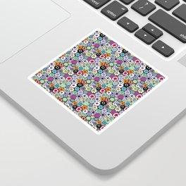 Millefiori (color 2) Sticker