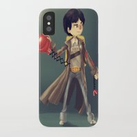 the goonies iPhone & iPod Cases featuring Data From The Goonies by Peerro
