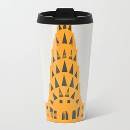 Chrysler Building New York Travel Mug