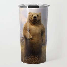 Bear Claw Travel Mug