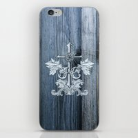 christ iPhone & iPod Skins featuring Jesus Christ by biblebox