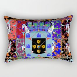Portugalo Rectangular Pillow