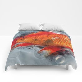 Goldfish Fancy Comforters