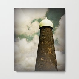 Guinness Brewery Tower Metal Print