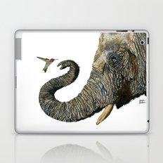 Elephant Cyril And Hummingbird Ayre 2 Laptop & iPad Skin