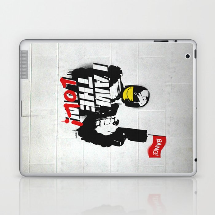 Mega City FUN! Laptop & iPad Skin