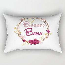 Blessed BABA Rectangular Pillow