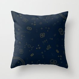 Science! Throw Pillow