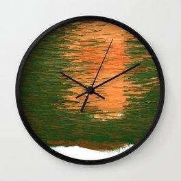 Worry Wall Clock