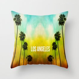 Paradise Awaits Throw Pillow