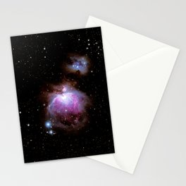 The Mighty Orion Stationery Cards
