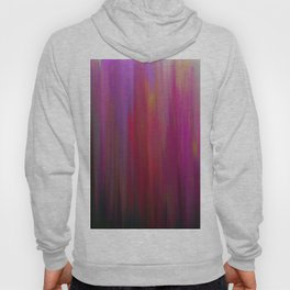 Pink Purple Abstract Lines Hoody