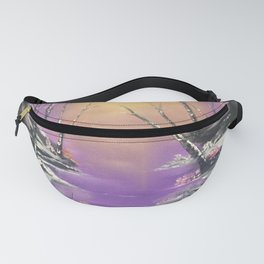 Warmest of Winters Fanny Pack