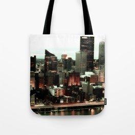 Steel City Tote Bag