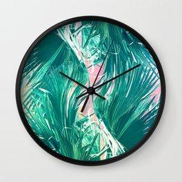 Jungle Rythmn Wall Clock