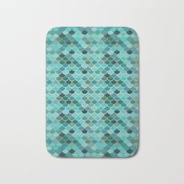 Little Mermaid Bath Mat