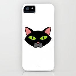 "Happy Halloween Shirt For October November Cat Animals""Hello Darkness My Old Friend"" T-shirt Design iPhone Case"