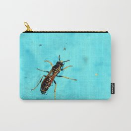 Insects are swimming in the pool Carry-All Pouch