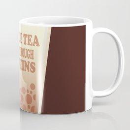 Bubble Tea Veins Coffee Mug