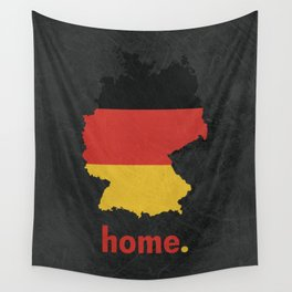 Germany Proud Wall Tapestry