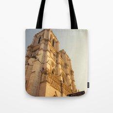 Paris Cathedral Notre Dame  Tote Bag