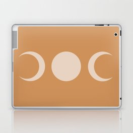 Moon Minimalism - Desert Sand Laptop & iPad Skin