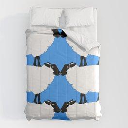 Julie's Sheep Comforters