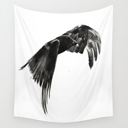 Vulture Wall Tapestry