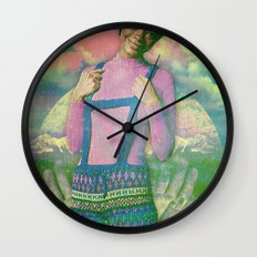 Sugga Momma Wall Clock