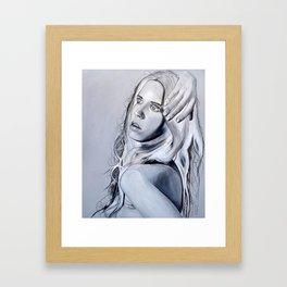 The Void Framed Art Print