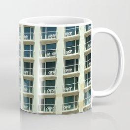 Tel Aviv - Crown plaza hotel Pattern Coffee Mug