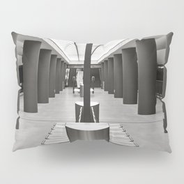 Underground Station - Brandenburg Gate - Berlin Pillow Sham